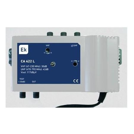CENTRAL BANDA ANCHA 2E 1S 42 dB CA422L