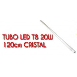 LED TUBE 120CM CW CRYSTAL...