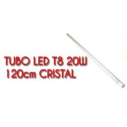 TUBO LED 120CM CW CRISTAL...