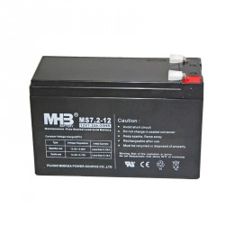 LEAD BATTERY 12V 7.2A 151X65X94 P131