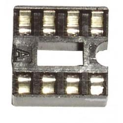 Integrated circuit socket 8...