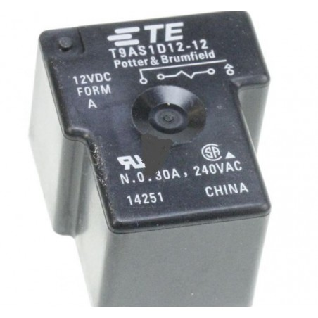 RELÉ 12VDC, 30A, T9AS1D1212