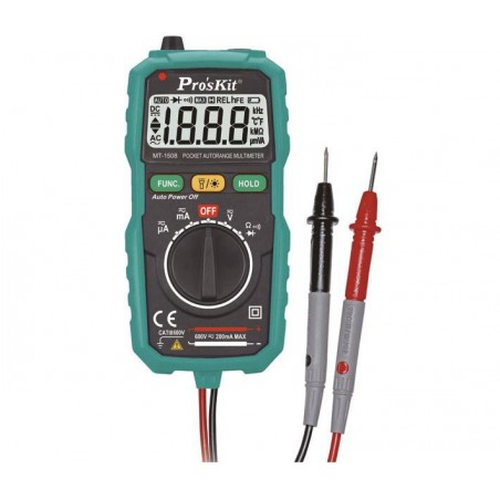 Digital tester MUL1508