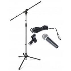 Kit microfono con bolsa de transporte 180.059
