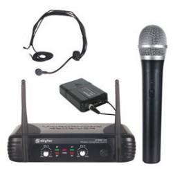 MICRO VHF 2 CH COMBI 179.180, STWM712C