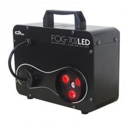 MAQUINA DE HUMO 700W 3 LED...