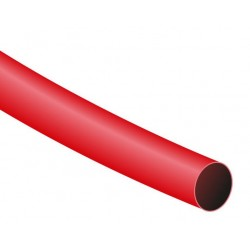 THERMORETRACTIL 6.4 MM RED...