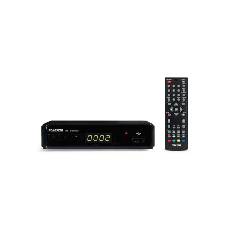 RECEPTOR TDT T2 HD RDT-758HD Receptor DVB-T2 HD