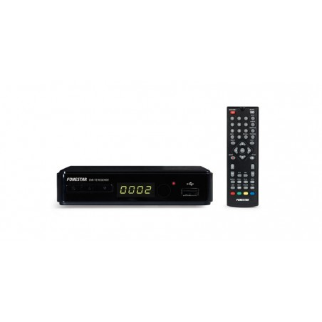 RDT-758HD RECEPTOR TDT T2 HD  Receptor DVB-T2 HD