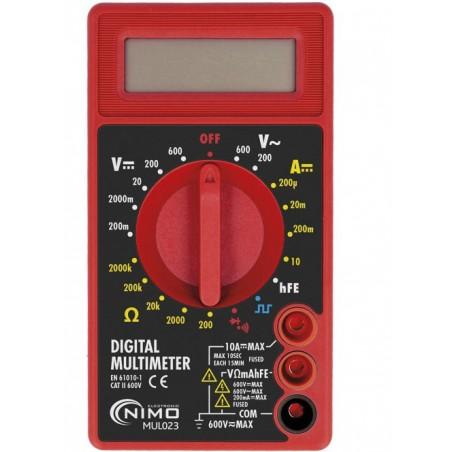DIGITAL MULTIMETER MUL 023