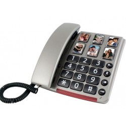 BIG TELEPHONE WITH PHOTO,...