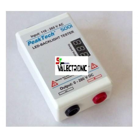 COMPROBADOR DE LED P5001