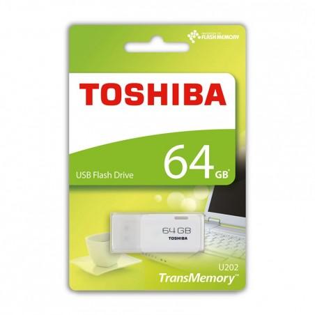 PENDRIVE 64GB TOSHIBA TOS40013 THNU202W0640E4