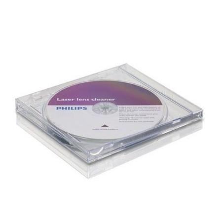 LIMPIADOR DE LENTES CD Y DVD,SVC2330/10 PHILIPS