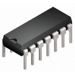 IR2113PBF CI, CONTROL MOSFET, LADO ALTO/BAJO, DIP-1