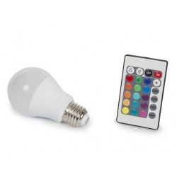 LAL1J5C LED LAMPARA RGB BLANCO CALIDO