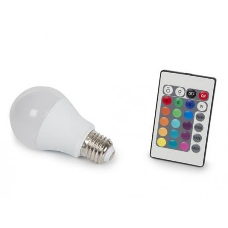 LAL1J5C LED LAMPARA RGB BLANCO CALIDO
