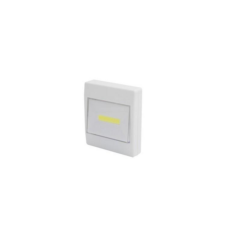 Luz LED Armario 3W + Interruptor, 60411