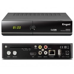 RS8100Y RECEPTOR SATELITE HD DVBS2 1 TUNER