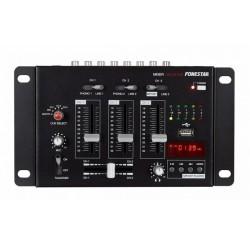 SM507UB MINI BT USB MIXER...