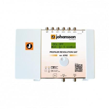 JOHANSSON 6702 CENTRAL PROGRAMABLE SAT