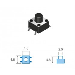 SW051 SMD TOUCH PUSHBUTTON