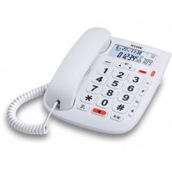 TELF101TELEFONO BOTONES GRANDES MANOS LIBRES ALCATEL TMAX20