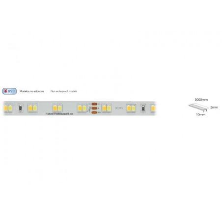 DOMOX 2835 BC HGPX TIRA LED 24VDC, 1260LM, IP20, 5 METROS