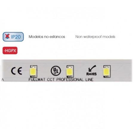 DOMOX 2835 BN HGPX TIRA LED 24VDC, 4000K, 1320LM, 5 METROS