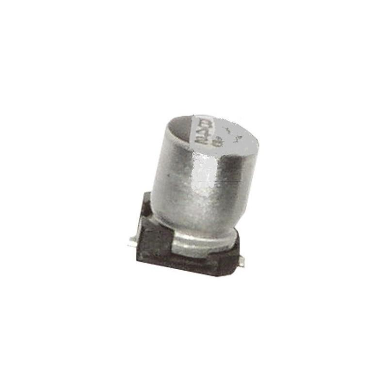 0.68uF 50V SMD 4mm CONDENSADOR ELECTROLITICO