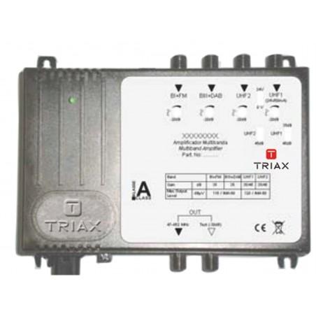 TMA447LTE AMPLIFICADOR MULTIBANDA TRIAX 324447