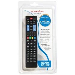 MANDO TV COMPATIBLE LG, SAMSUNG, LCD, LED, PLASMA
