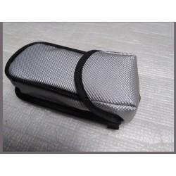 GRAY MP3 BAG WITH CORDEL BM102