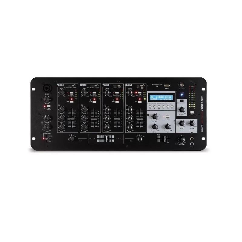 SM1641UB MEZCLADOR BT USB SD MP3