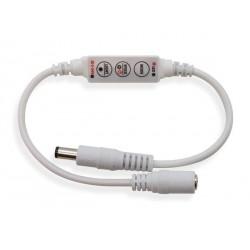 LEDC04 MINI DIMMER LED 12-24 VDC MAX 5A