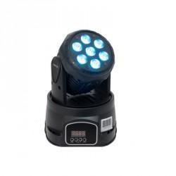 MOV72L LED WASH DMX MOBILE...