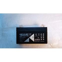 HA6-1.2 BATTERY 6V 1.2Ah...