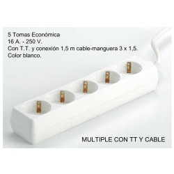 BASE V TOMAS+T/T+CABLE...