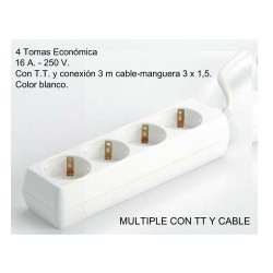 BASE IV TOMAS+T/T+CABLE...