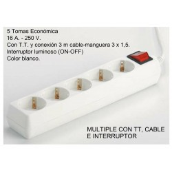 BASE V TOMAS T / T CABLE...
