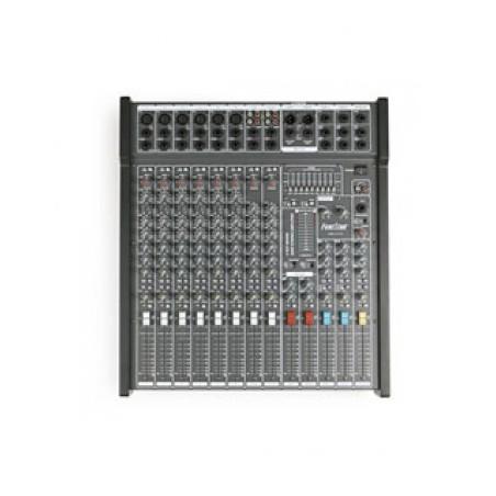 MEZCLADOR-ETAPA POTENCIA 2x250W RMS 4 Ohm