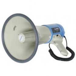 Megafono de 30 Wmax con...