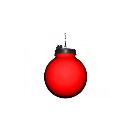 RGB LED BOLA INDOOR 91 LED 30CM