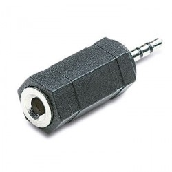 ADAPTER JACK 2.5ST/M A...