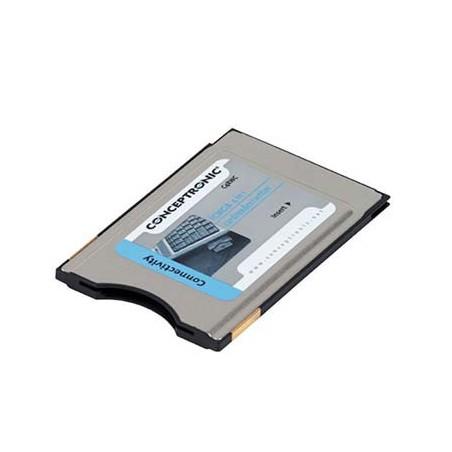 PCMCIA 10 EN 1 CARDREADER/WRITER C10RWC