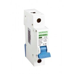 MAGNETOTERMIC SWITCH 1P 16A