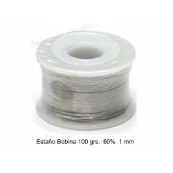 Tin 100g 1mm Sn60PbCu2 cr 2.2%