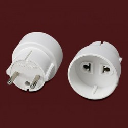 EUROPEAN ADAPTER TO...