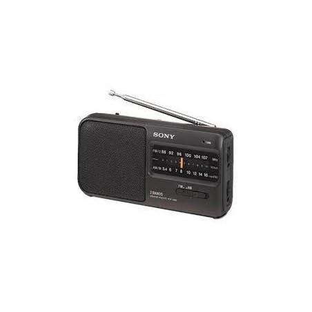 RADIO SONY AM-FM ICF390BC
