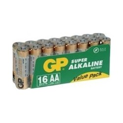 LR06-BOX16GP PILA AA SUPER ALCALINAS G221
